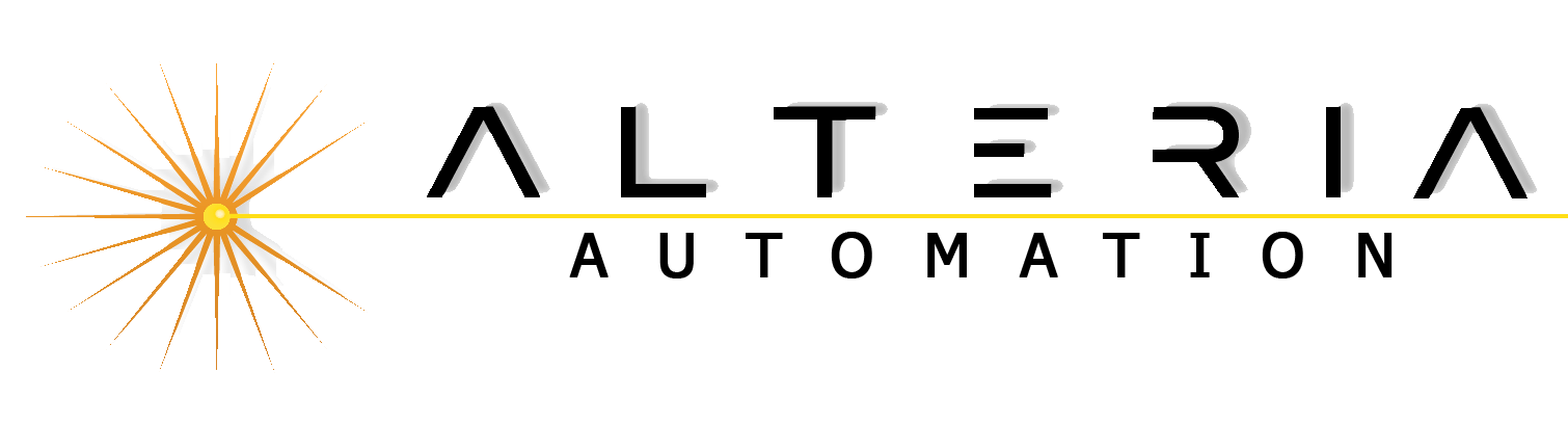 Alteria Automation company logo