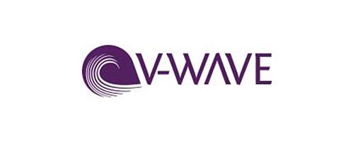 V-Wave company logo