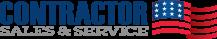 Contractor Sales & Service company logo
