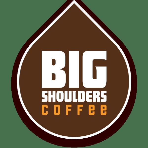 Big Shoulders Coffee Works company logo