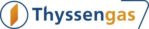 Thyssengas company logo