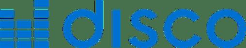 Disco company logo