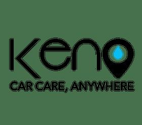 Keno company logo