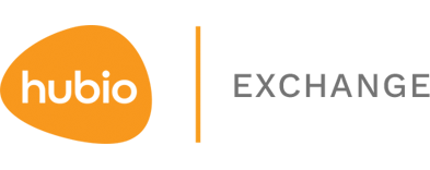 Hubio Exchange company logo