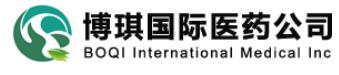 BOQI International Medical company logo