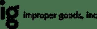 Improper Goods company logo