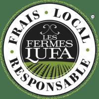 Lufa Farms company logo