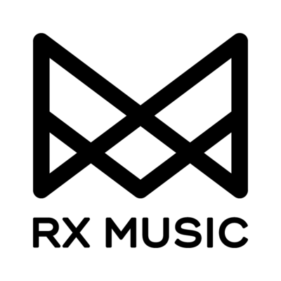 RX Music company logo