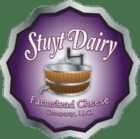Stuyt Dairy company logo