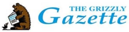 Grizzly Gazette company logo