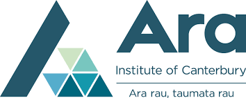 Ara Institute of Canterbury company logo