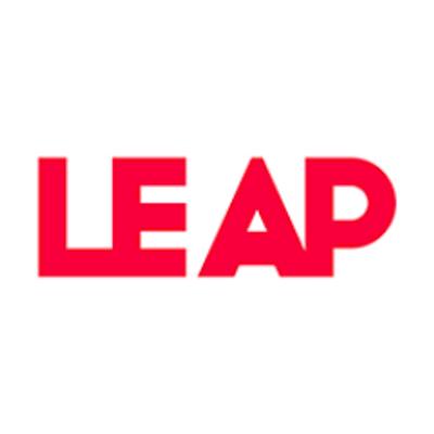 Leap company logo