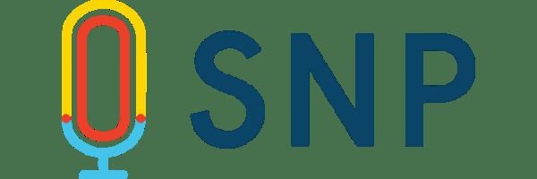 SNP company logo