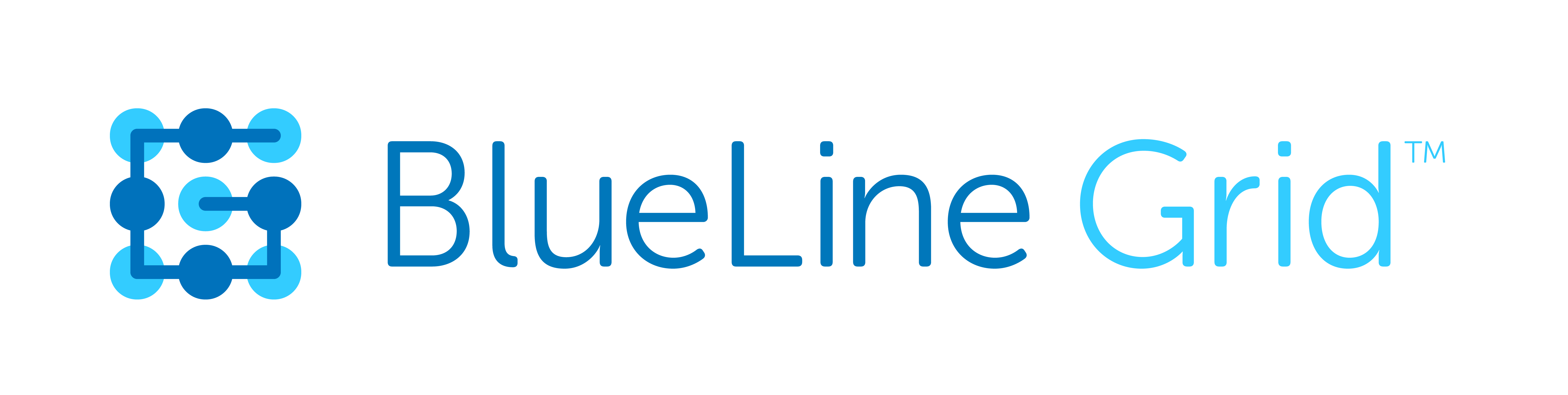 BlueLine Grid company logo