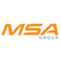MSA company logo