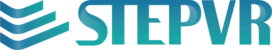 STEPVR company logo