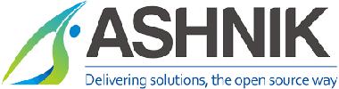 Ashnik company logo