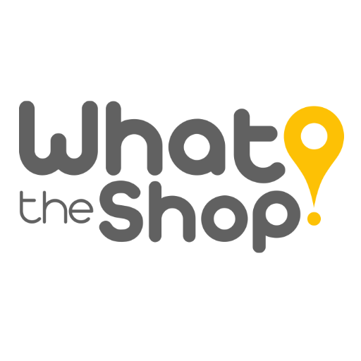 What The Shop company logo