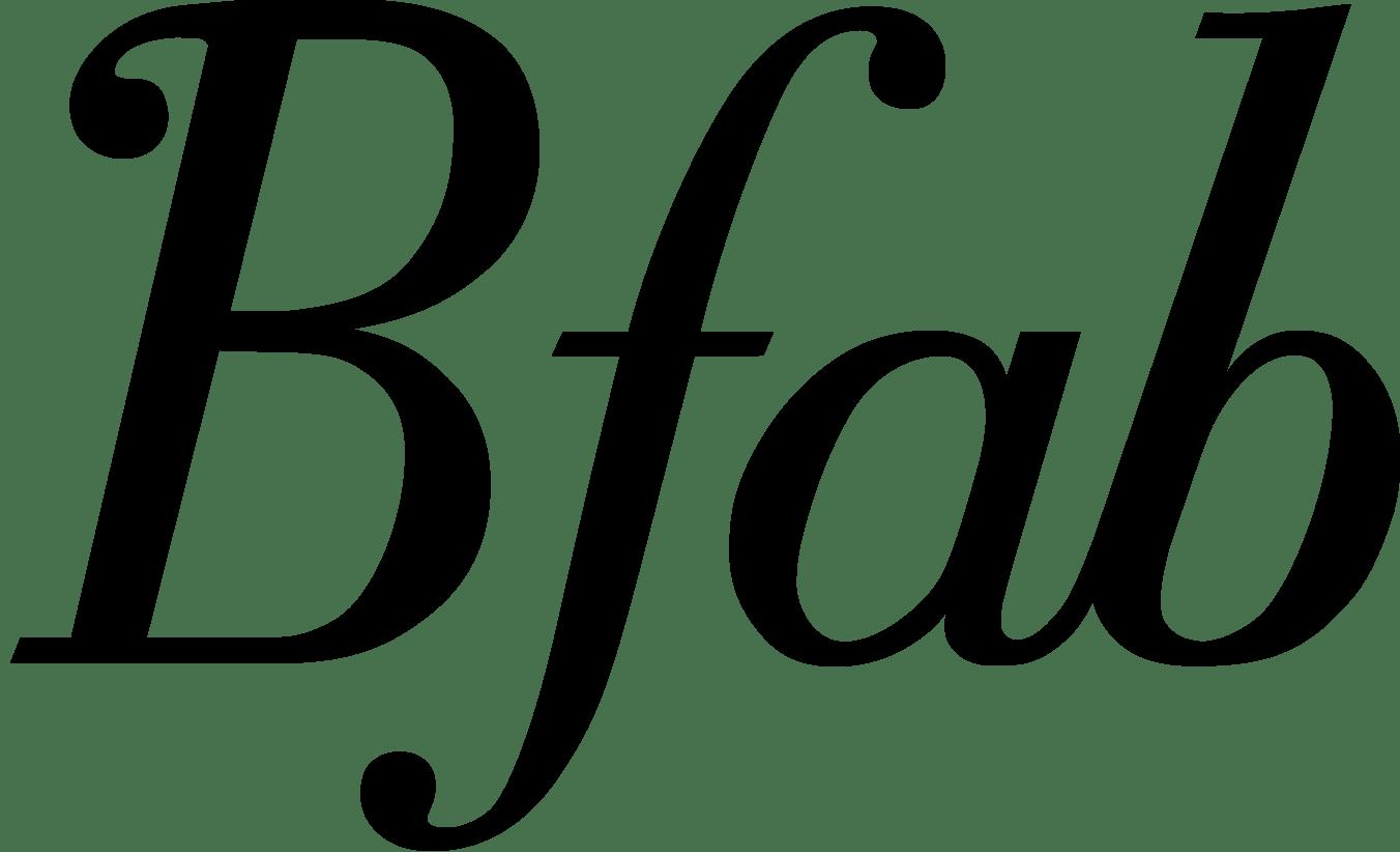 Bfab company logo