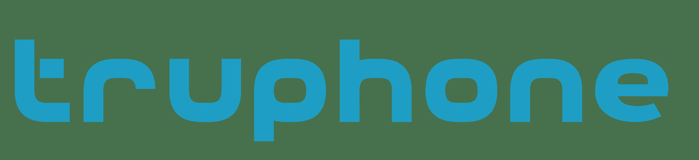 Truphone company logo