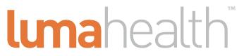 Luma Health company logo