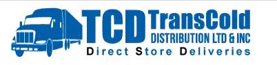 TransCold Distribution company logo