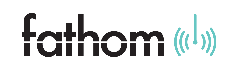 Fathom company logo
