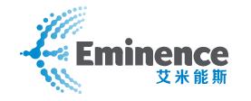 Eminence company logo