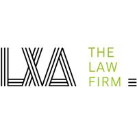 LXA company logo