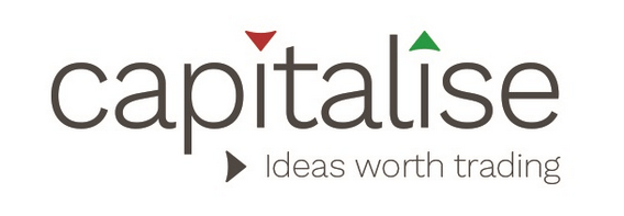Capitalise company logo