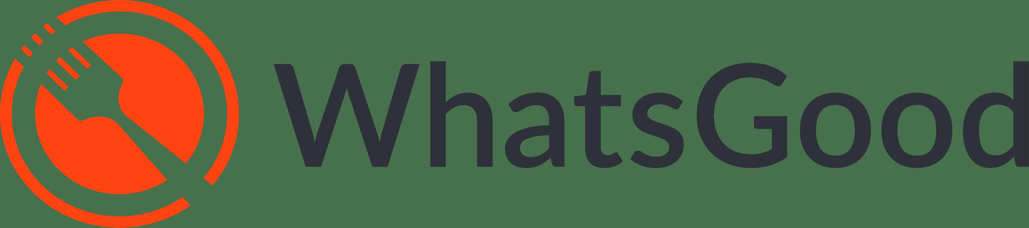 WhatsGood company logo