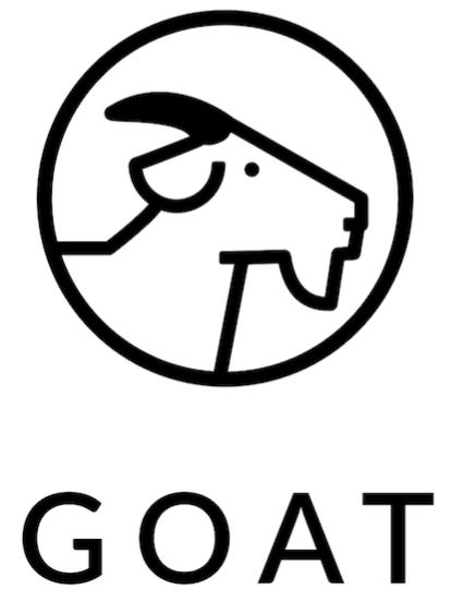 GOAT company logo