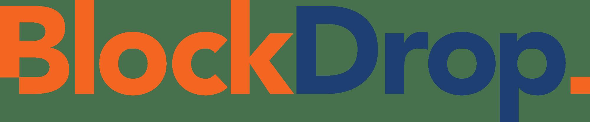 BlockDrop company logo