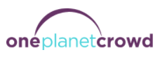 OnePlanetCrowd company logo