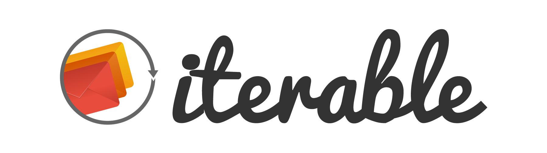 Iterable company logo