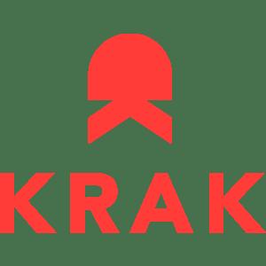 Krak Skateboarding company logo