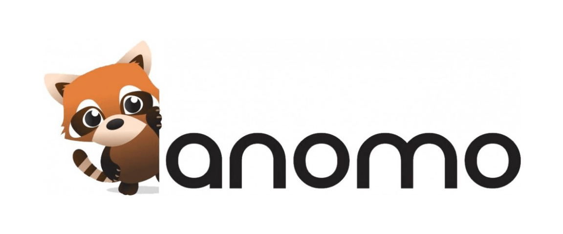 Anomo company logo