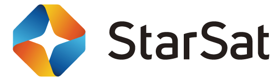 StarSat company logo