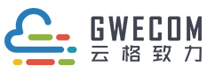 Gwecom company logo