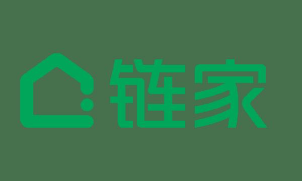 Lianjia company logo