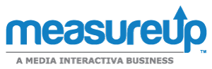 Measureup company logo