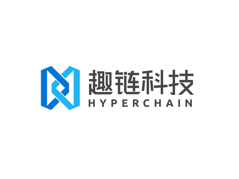 Hyperchain company logo