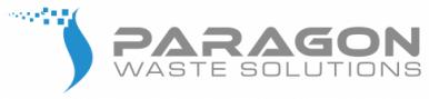 Paragon Waste Solutions company logo