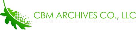 CBM Archives company logo