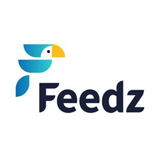 Feedz company logo