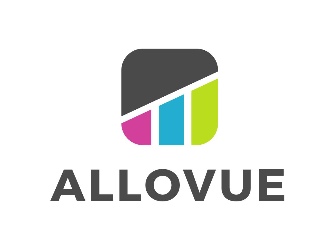 Allovue company logo