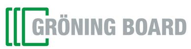 Groning Board company logo
