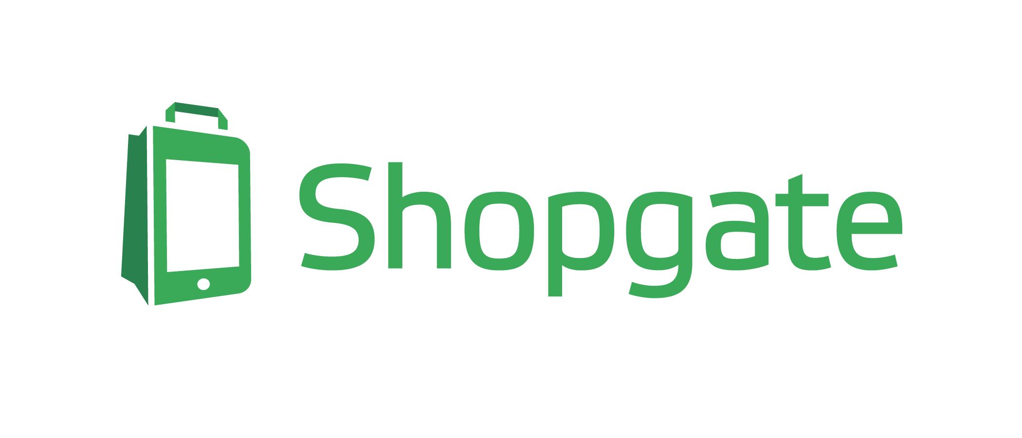 Shopgate company logo