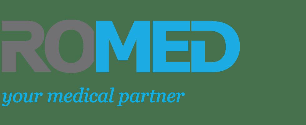 Romed company logo