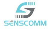 Senscomm company logo